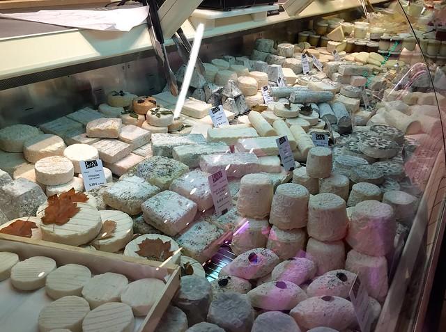 Quesos Mercado de Victor Hugo Toulouse