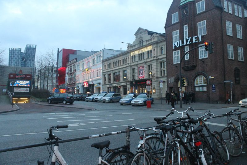 Sankt Pauli Hamburgo