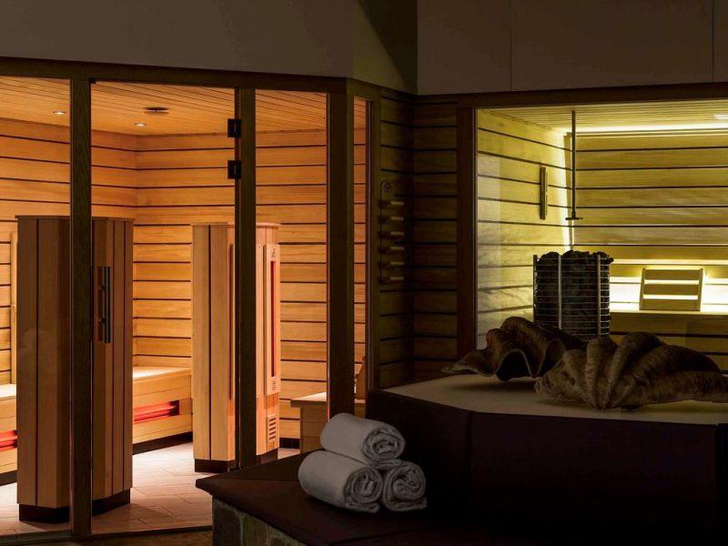 Sauna Hotel Pullman Eindhoven Cocagne