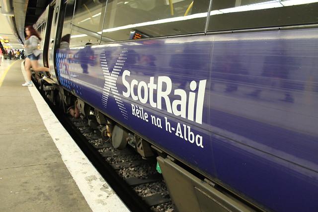 Excursiones desde Edimburgo con ScotRail