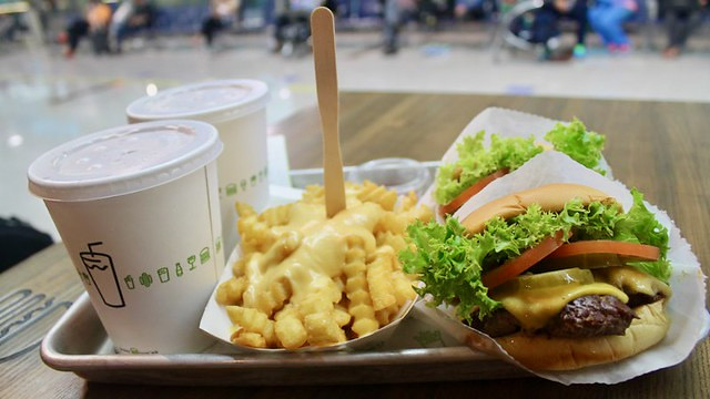 Shake Shack Washington