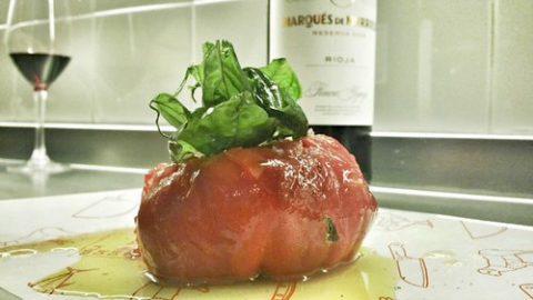 Solomillo de tomate de Navarra Sala de Despiece Restaurantes en Chamberí