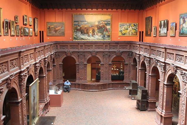 Museos famosos del mundo The Hispanic Society (Nueva York)