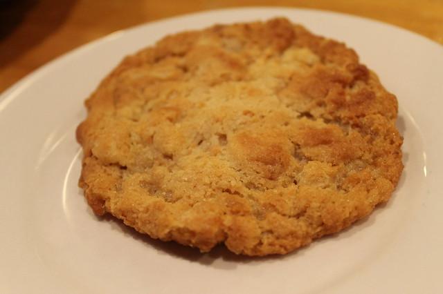 The Ritz cookie Milk Bar Nueva York