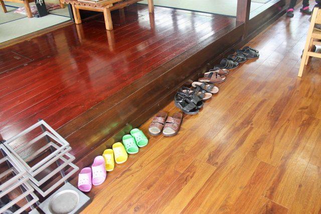 Tradicion zapatos japonesa