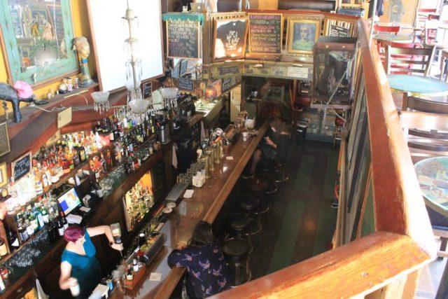 Vesubio Café San Francisco