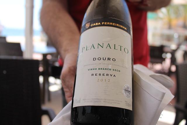 Vino blanco Portugal
