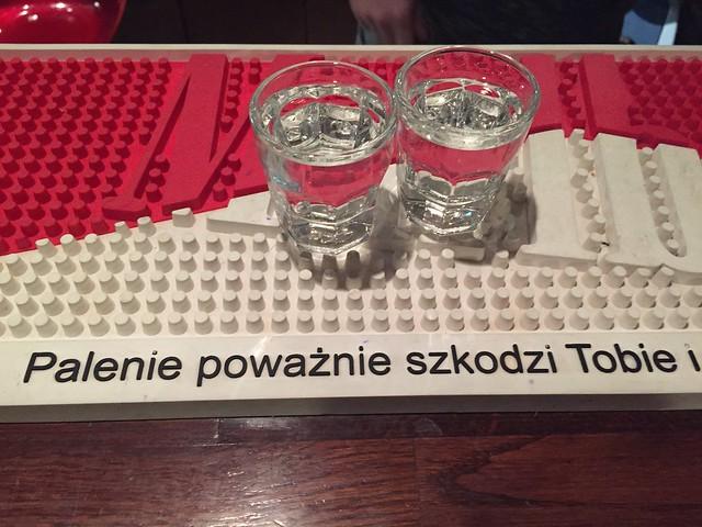 Vodka polaco