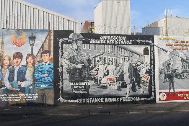 Viajar en fin de año a Belfast
