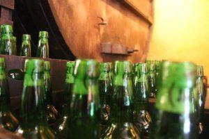 Botellas de sidra Gijon