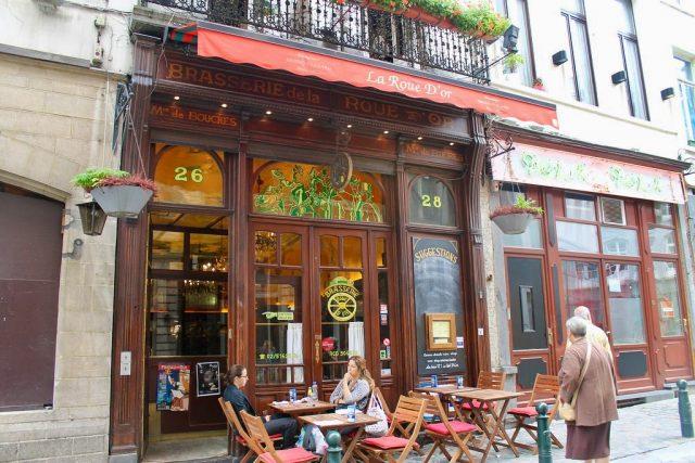 Brasserie la Roue D'or Bruselas