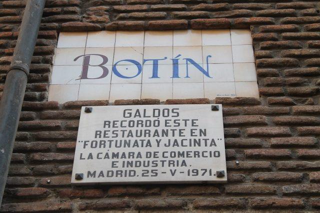 Casa Botin Madrid