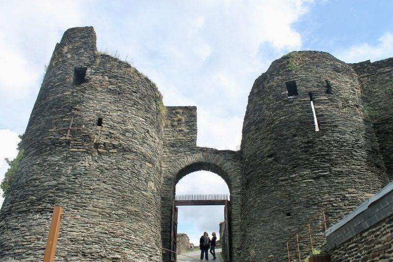 Castillo La Roche en Ardenne Belgica