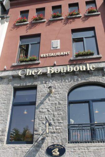 Chez Bouboule Dinant Belgica
