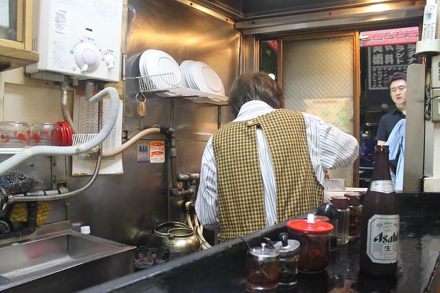 Cocina Kobe Japon