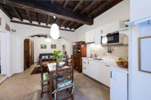 Cocina apartamento en Florencia