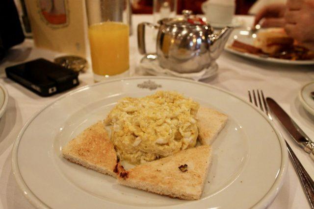 Desayuno Parador de San Marcos Leon