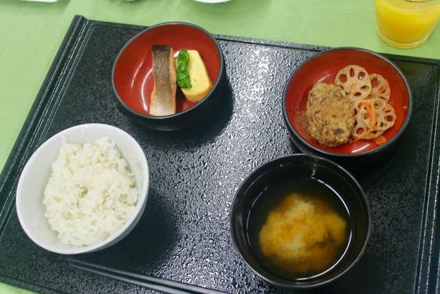 Desayuno japones Dormy Inn Premium Shibuya Tokio