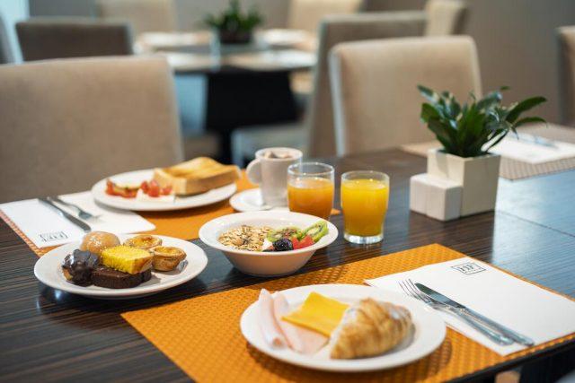 Desayuno HF Ipanema Porto