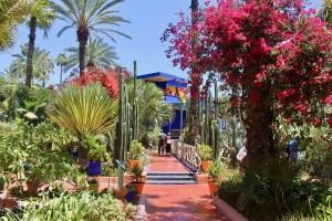 El Jardín Majorelle Marrakech