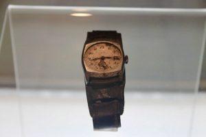 El reloj se detuvo a las 8 15 del 6 de agosto de 1945 en Hiroshima