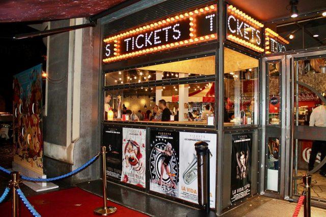 Entrada a Tickets Barcelona