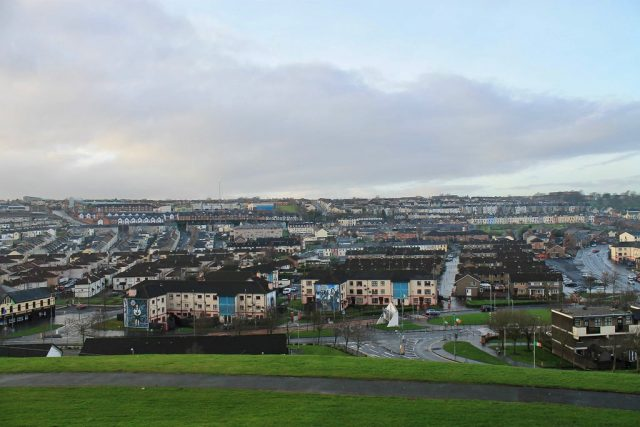 Free city of Derry