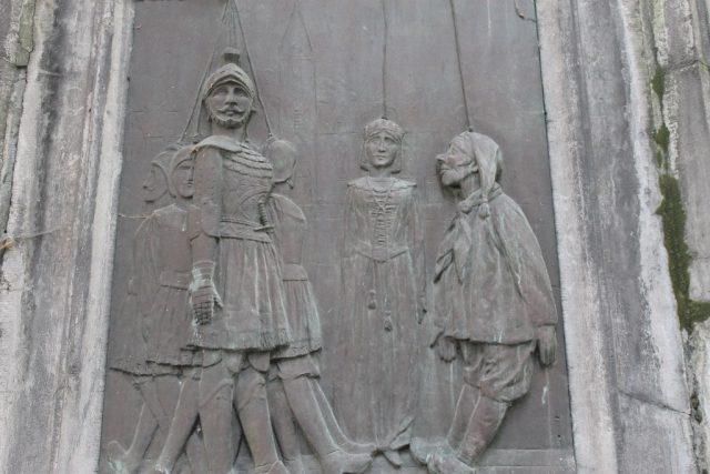 Fuente de las tradiciones Lieja Belgica