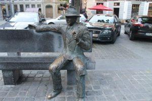 Georges Simenon Lieja Belgica
