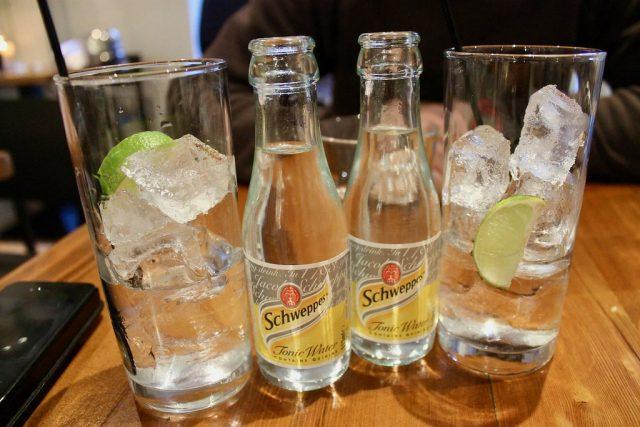 Gin tonic Belfast