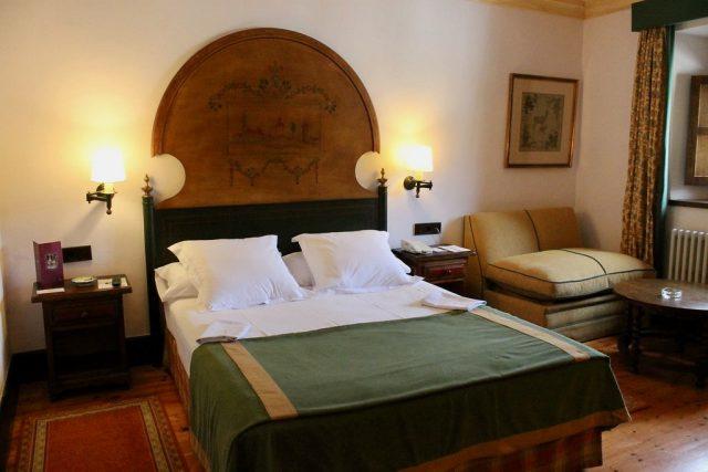 Habitacion Parador de Gredos