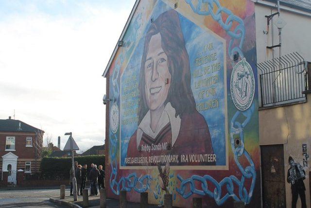 Homenaje a Bobby Sands
