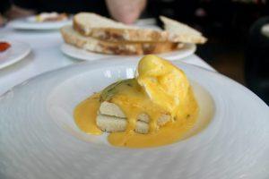 Huevos benedict brunch Barcelo Raval
