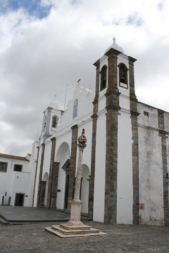 Igreja Matriz Monsaraz Portugal