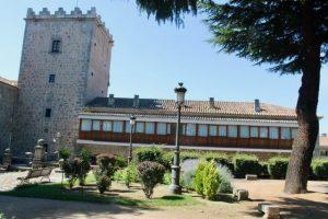 Jardines Parador de Ávila