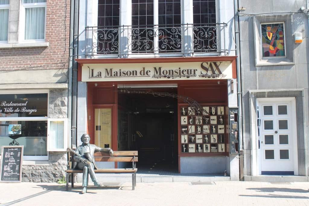 La Masion de Monsieur Sax