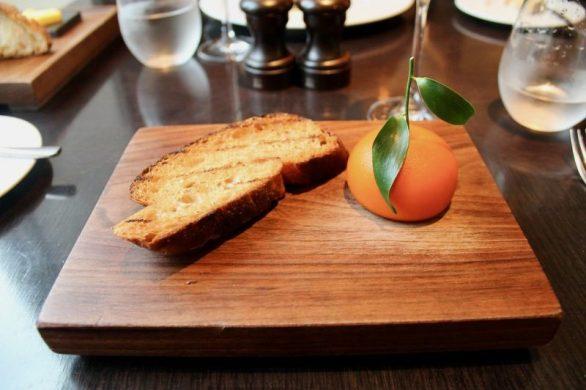 Meat fruit Dinner by Heston Blumenthal Londres