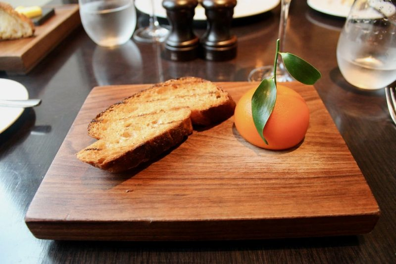 Meat fruit Dinner by Heston Blumenthal Londres