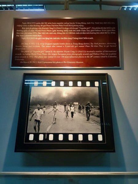 Museo de los Vestigios de la Guerra de Vietnam Ho Chi Minh Vietnam