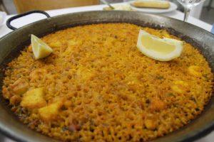 Paella La Pepica