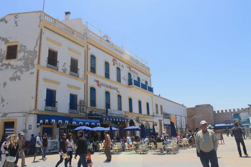 Plaza Moulay-Hassan Essaouira