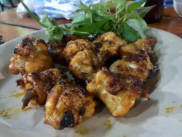 Pollo a la parrilla Quán Lẩu Bò Thiên Ngọc