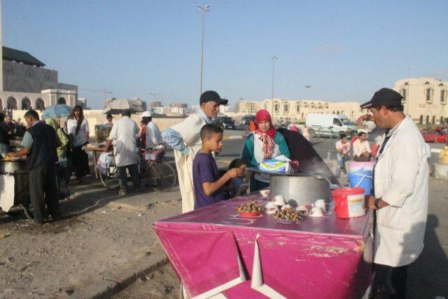 Puesto Caracoles Marruecos