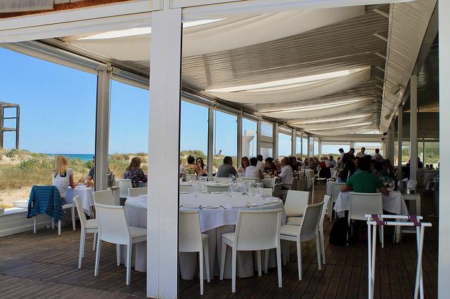 Restaurante 'Duna' en El Saler (Valencia)