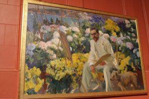 Retrato de Sorolla The Hispanic Society of America
