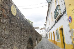 Rua do Cano Evora Portugal