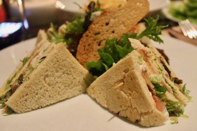 Sandwich Le Tiki So Bar Essaouira