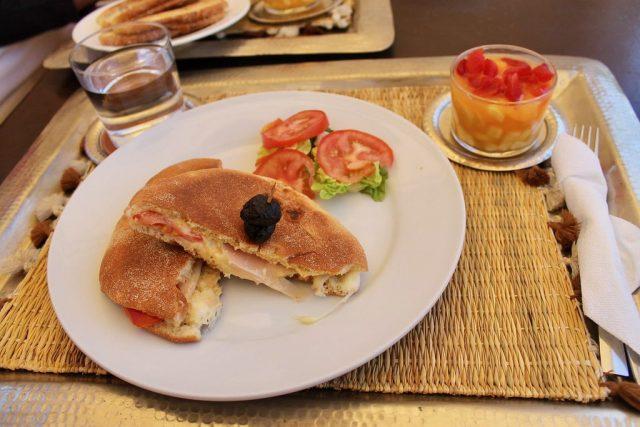 Snack Marruecos