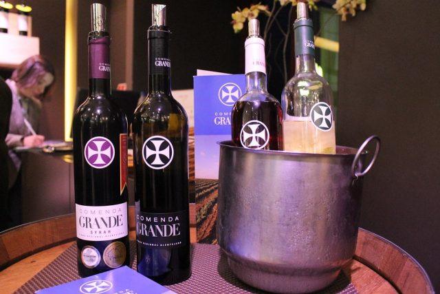 Vinos Bodegas Comenda Grande