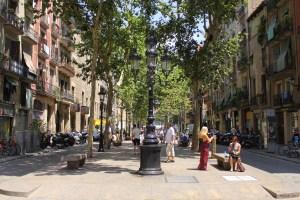 Born Viertel Barcelona